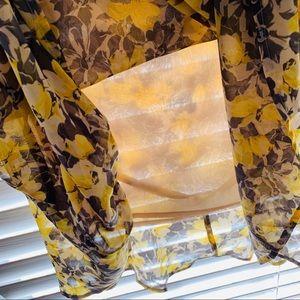 LOFT Dresses - LOFT floral summer dress